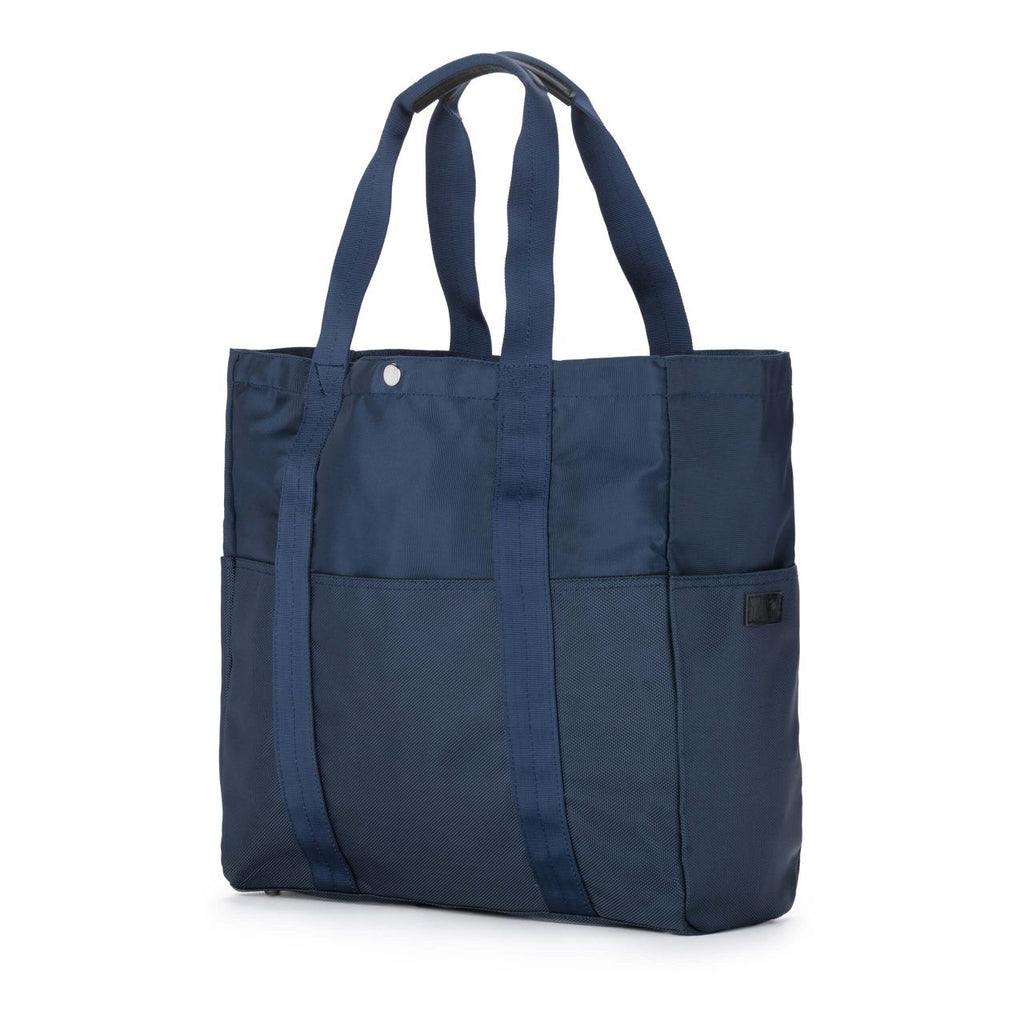 Taikan Sherpa Tote Bag in Navy  - 2