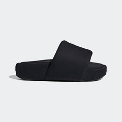 Y-3 SLIDES IN BLACK