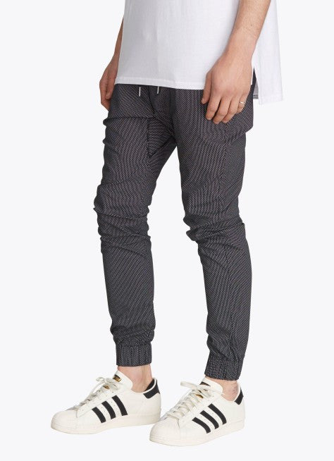 ZANEROBE PERF DROPSHOT JOGGER IN BLACK  - 3