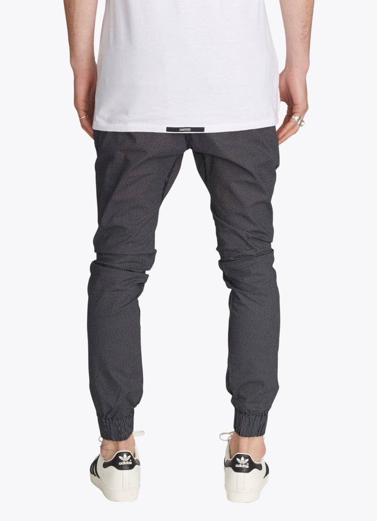 ZANEROBE PERF DROPSHOT JOGGER IN BLACK  - 2