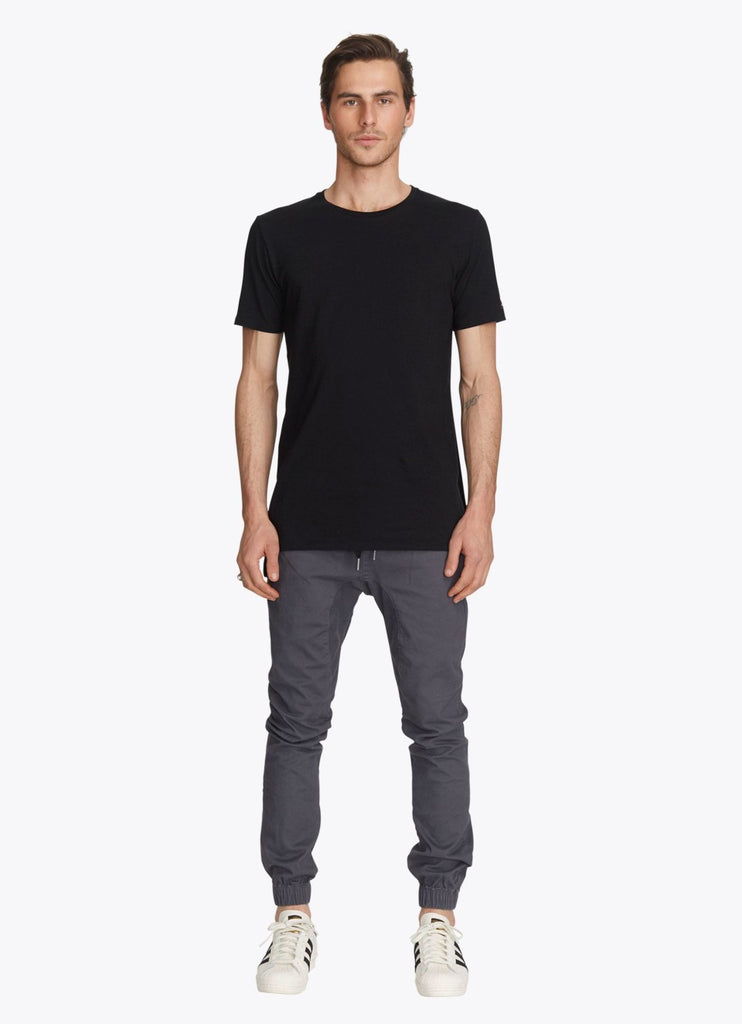 ZANEROBE PERF DROPSHOT JOGGER IN BLACK  - 5