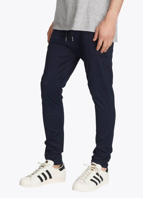 ZANEROBE SALERNO M.U. CHINO IN NAVY  - 3