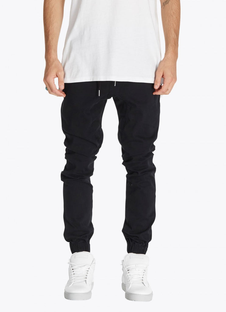 ZANEROBE SURESHOT JOGGER PANT IN BLACK  - 1