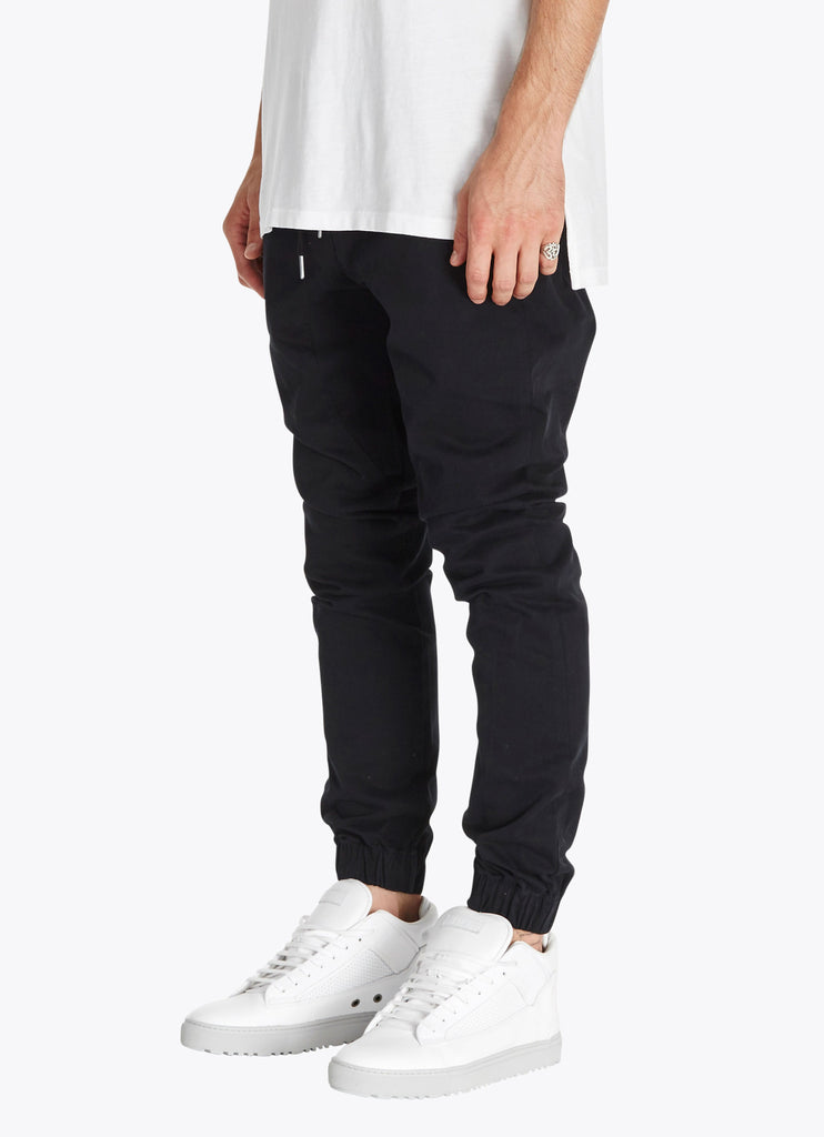 ZANEROBE SURESHOT JOGGER PANT IN BLACK  - 2