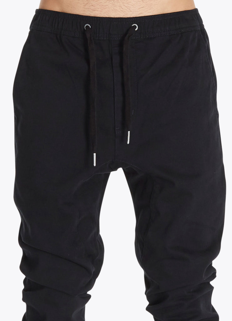 ZANEROBE SURESHOT JOGGER PANT IN BLACK  - 4