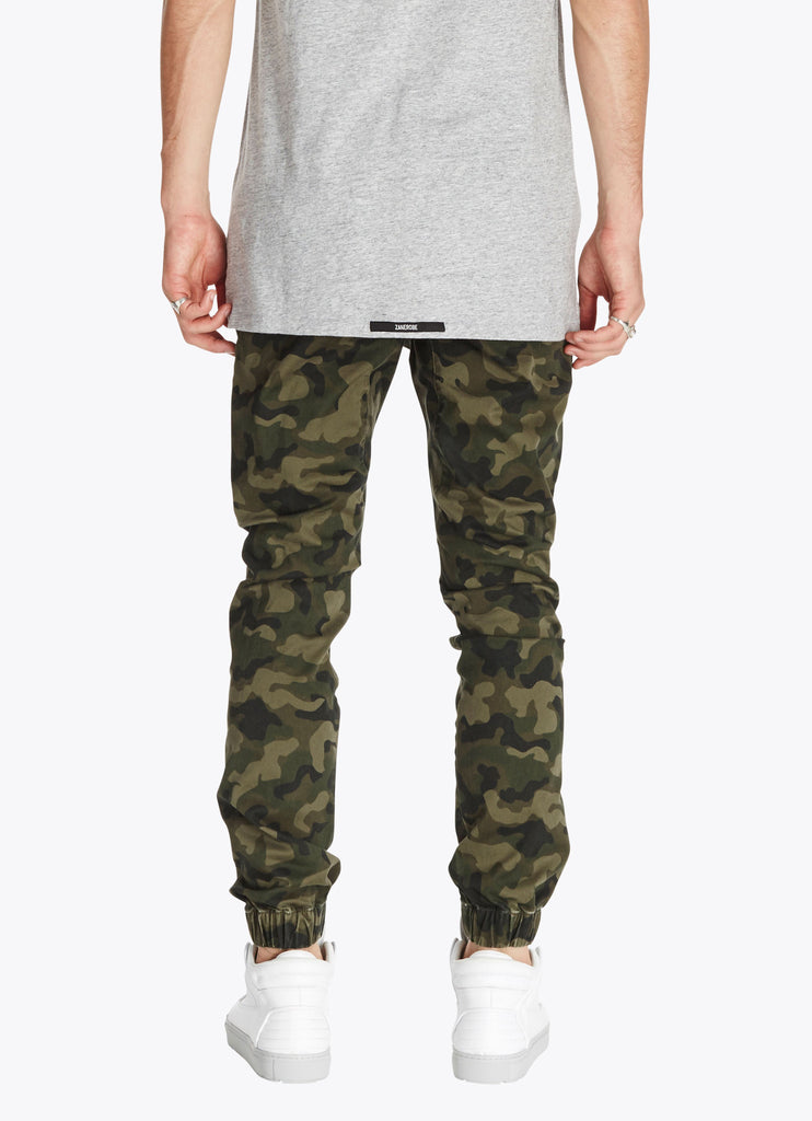 ZANEROBE SURESHOT JOGGER PANT IN CAMOUFLAGE  - 3