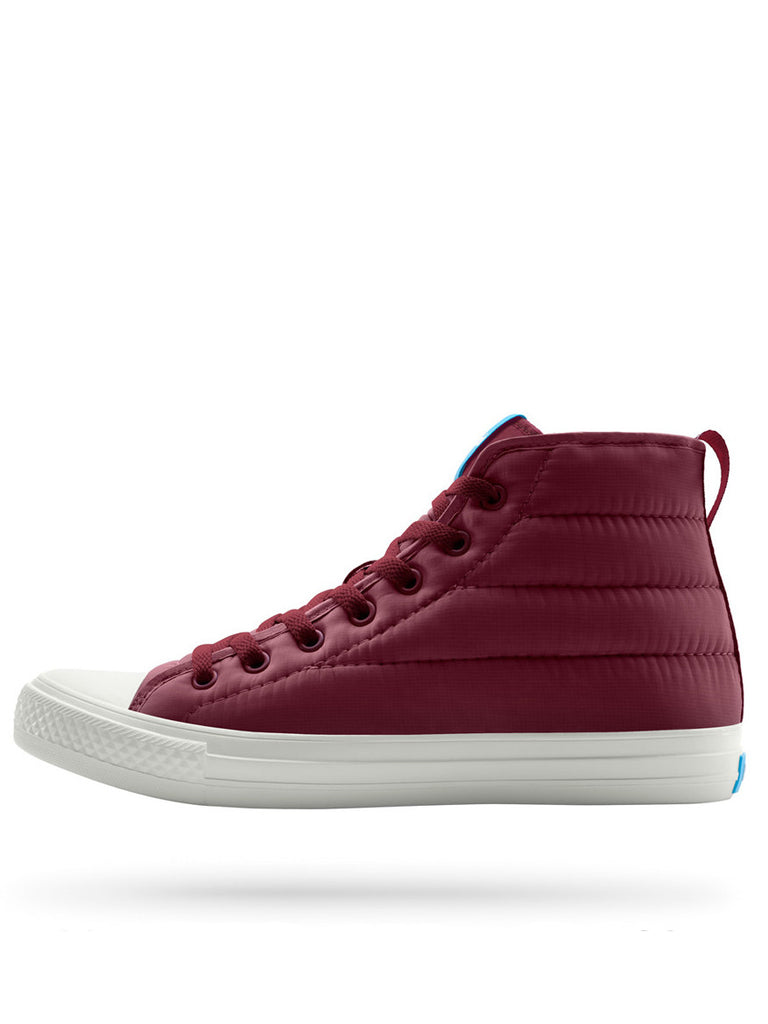 People Footwear Phillips Puffy Sneakers in Highland Red