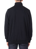 BOY LONDON ZIP TRACK TOP IN BLACK  - 2