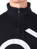 BOY LONDON ZIP TRACK TOP IN BLACK  - 4