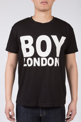BOY LONDON WHITE LOGO TEE  - 1