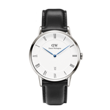DANIEL WELLINGTON DAPPER SHEFFIELD WATCH WITH SILVER