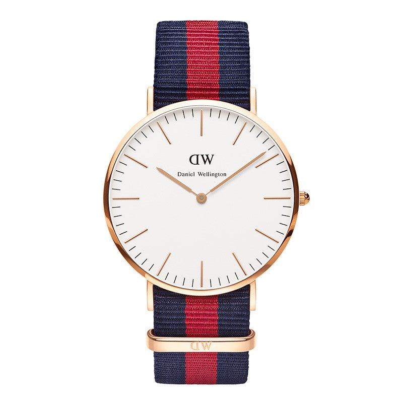 DANIEL WELLINGTON CLASSIC OXFORD WATCH WITH ROSE GOLD  - 1