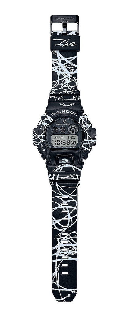 G-SHOCK X FUTURA HYBRID ANALOG DIGITAL HYBRID WATCH  - 3