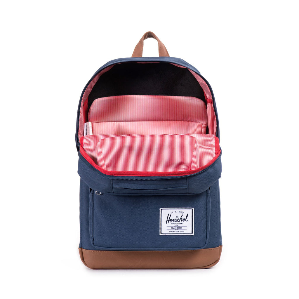 HERSCHEL POP QUIZ BACKPACK IN NAVY  - 4