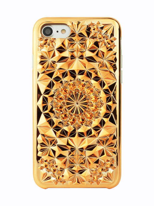 Felony Kaleidoscope XP Case for iPhone 7 in Rose Gold