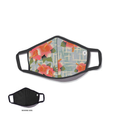 STANCE FLOROHA REVERSIBLE FACE MASK