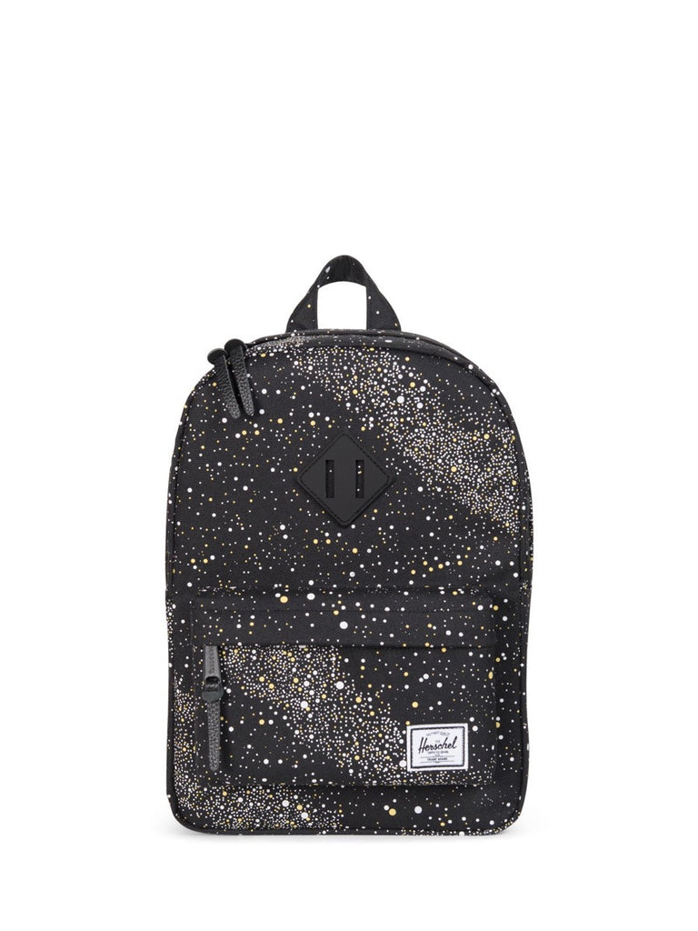 join the boys'co a-list for a herschel discount code - herschel supply co kids heritage backpack in milky way front