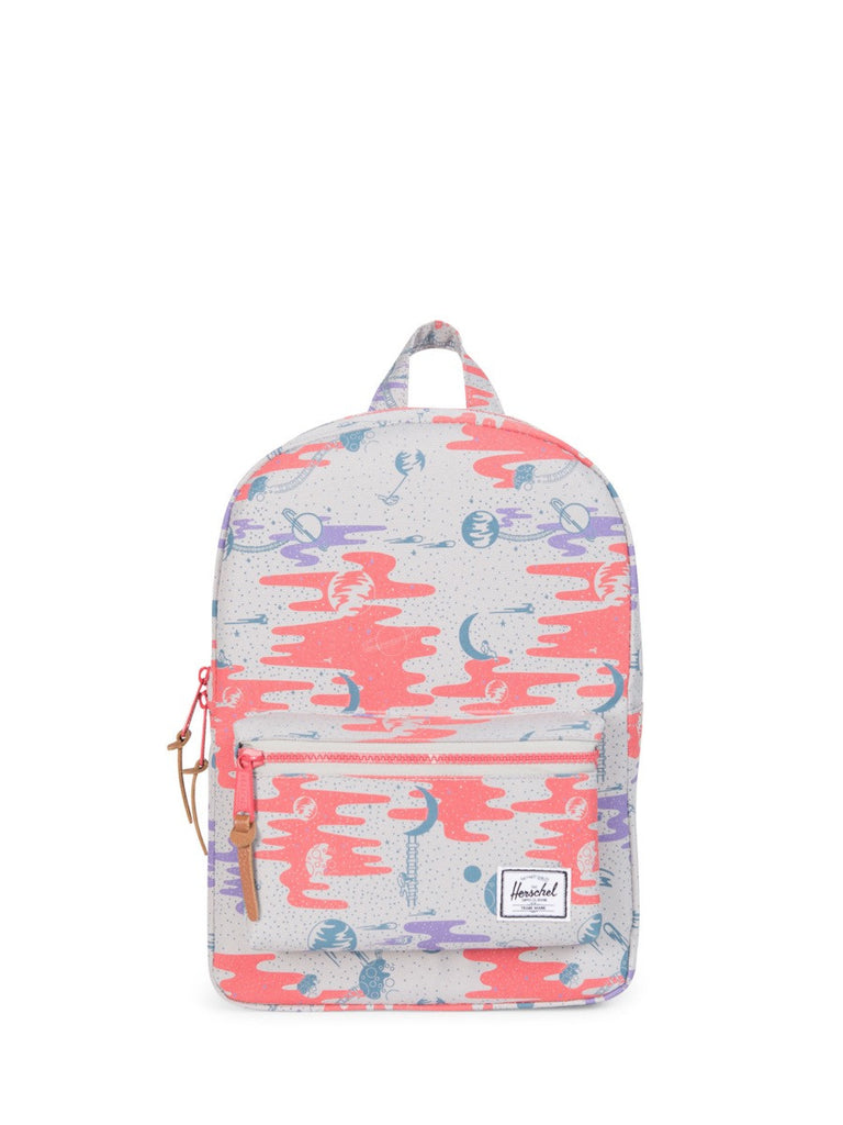 join the boys'co a-list for a herschel discount code - herschel supply co settlement kids backpack in space explorers girls front