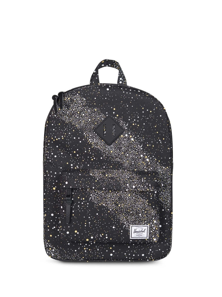 join the boys'co a-list for a herschel discount code - herschel supply co youth heritage backpack in milky way front