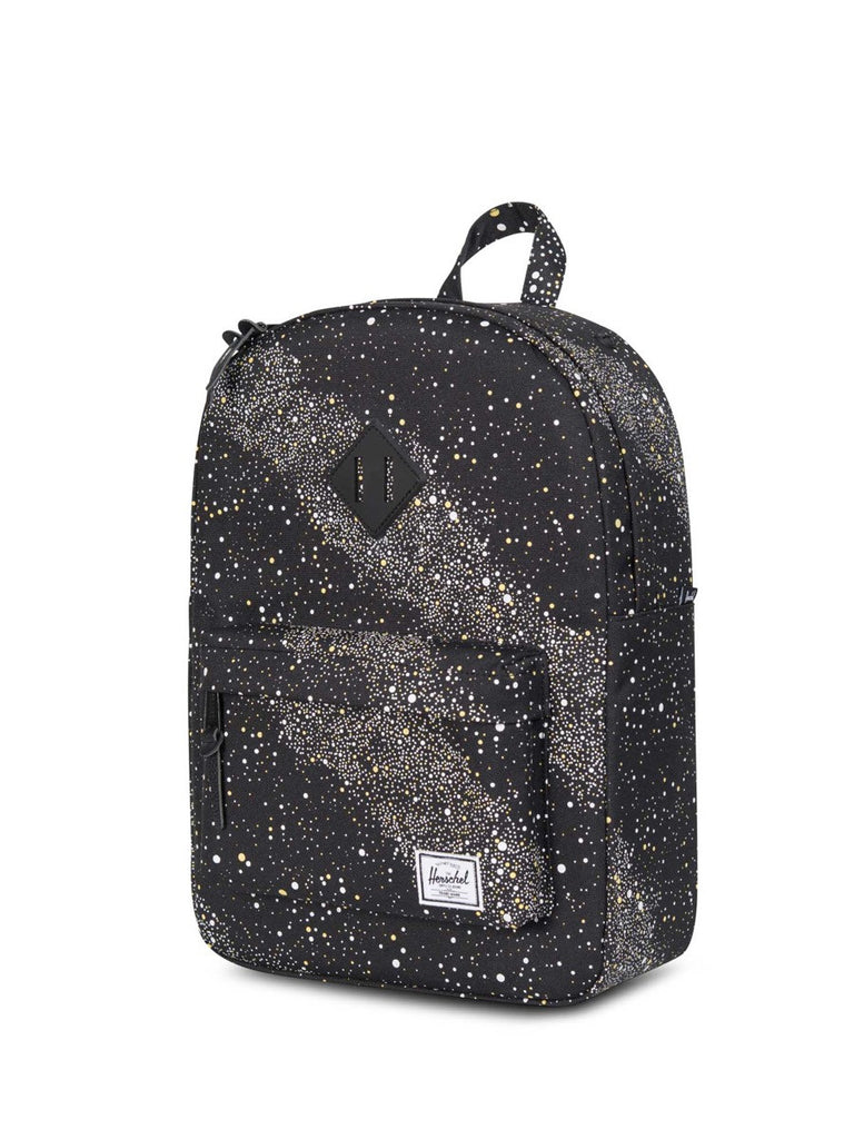 join the boys'co a-list for a herschel discount code - herschel supply co youth heritage backpack in milky way side