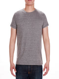KUWALLA TEE CREW-NECK T-SHIRT 3-PACK IN TRI-BLEND COLOURS  - 2