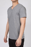 KUWALLA TEE V-NECK T-SHIRT 3-PACK IN TRICOLOR  - 3