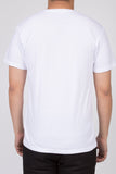 KUWALLA TEE V-NECK T-SHIRT 3-PACK IN WHITE  - 4