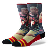 INSTANCE NBA LEGENDS SOCKS 'TIM HARDAWAY'