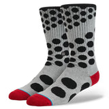 INSTANCE CLASSIC CREW 'TRED' SOCKS