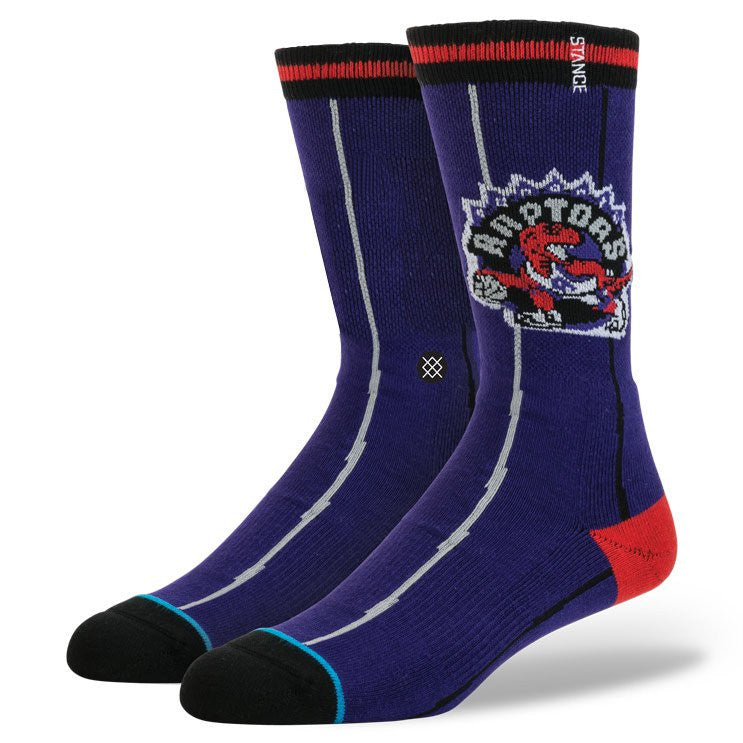 INSTANCE NBA LEGENDS SOCKS TORONTO RAPTORS HWC