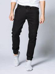 DUER N2X No Sweat Slim Fit Joggers in Black