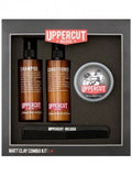 Uppercut Deluxe Matte Clay Combo Kit