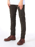 Scotch & Soda Slim-Fit Chino Pants in Olive  - 3