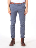 Scotch & Soda Stuart Slim-Fit Chino Pants in Dusty Blue  - 1