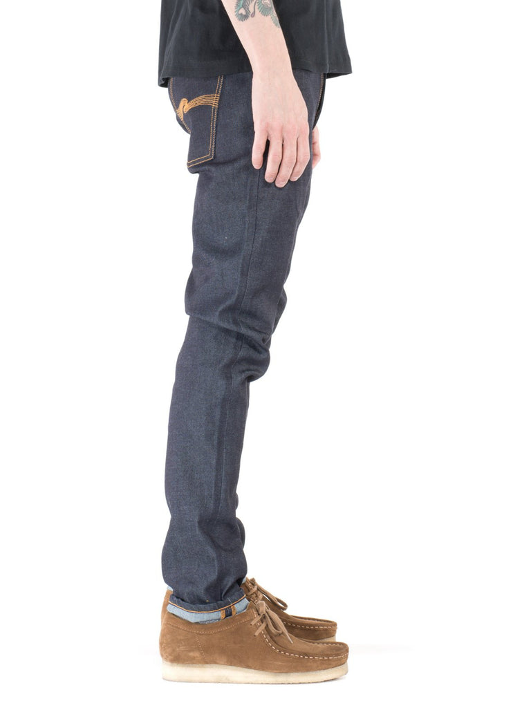 Nudie Lean Dean Jeans in Dry 16 Dips