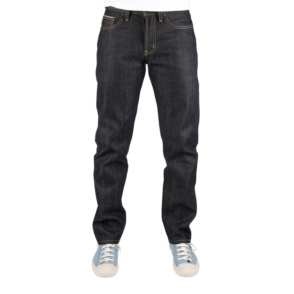 NAKED AND FAMOUS DENIM WEIRD GUY KEVLAR BLEND JEANS  - 3