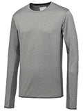 Puma x Stampd Longsleeve Running Shirt in Grey