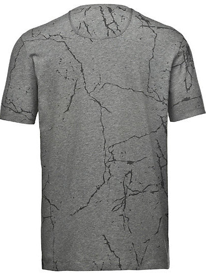 Puma x Stampd T-Shirt in Medium Grey Heather