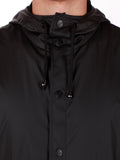 RAINS JACKET IN BLACK  - 6