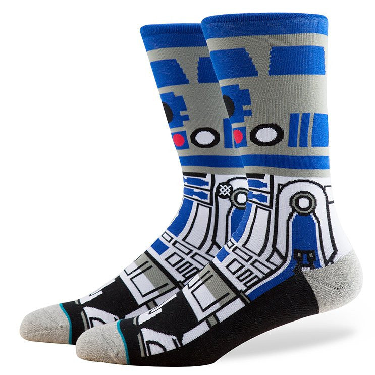 "Instance ""Artoo"" Star Wars Socks"
