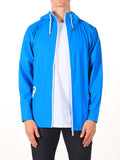 Rains Breaker Jacket in Sky Blue  - 1