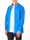 Rains Breaker Jacket in Sky Blue  - 2