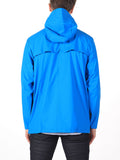 Rains Breaker Jacket in Sky Blue  - 4