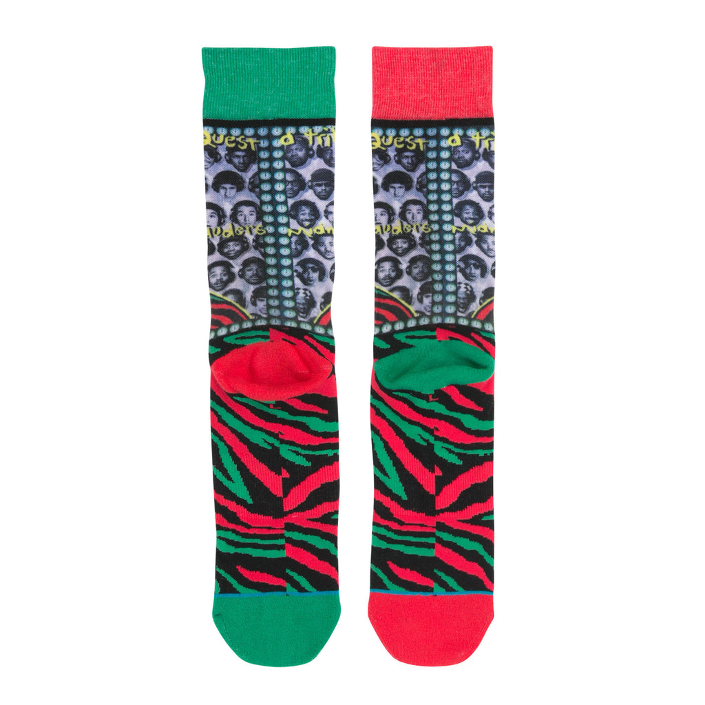 Instance 'Midnight Marauders' Anthem Socks in Green