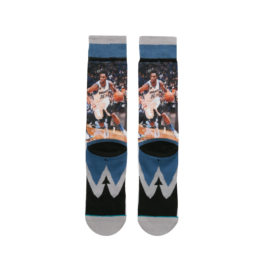 Instance 'Wiggins' NBA Future Legends Socks in Grey