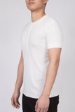 WORKSHOP CREAM SHORT-SLEEVE HENLEY  - 2