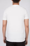 WORKSHOP CREAM SHORT-SLEEVE HENLEY  - 3