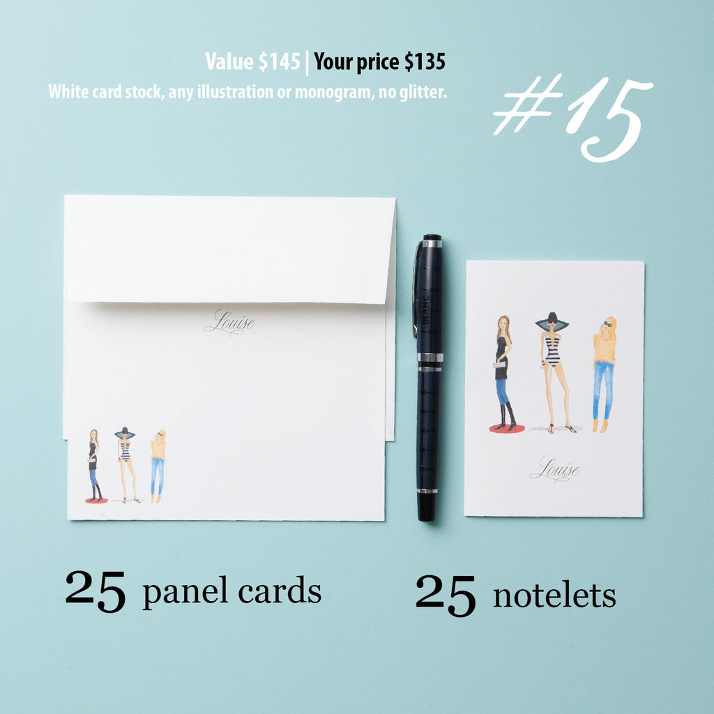 Stationery Set #15