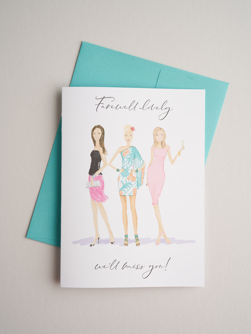FW-20-01 | Lovely - Greeting Cards - Queen & Grace