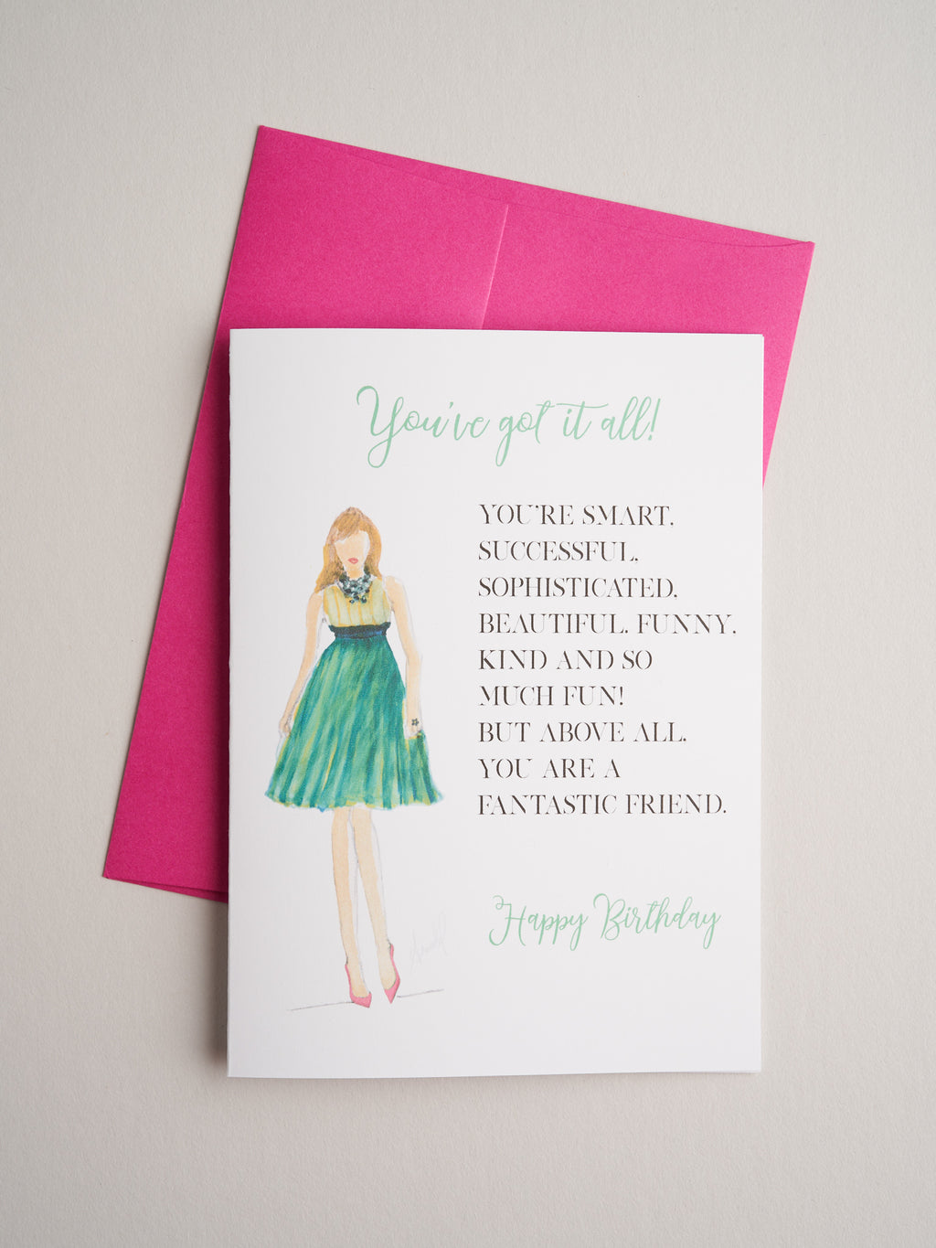 BD-14-30 | Fantastic - Greeting Cards - Queen & Grace
